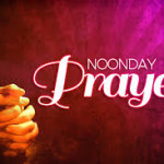 Noon Day Prayer & Bible Study